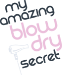 My Amazing Blow Dry Secret Logo